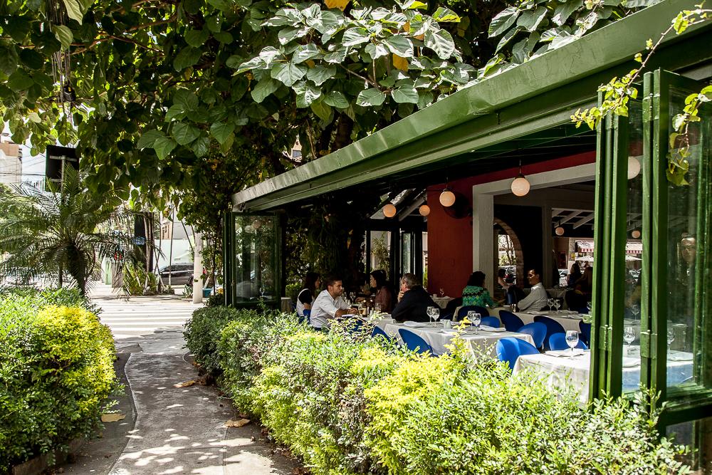Restaurante Giardino Moema SP