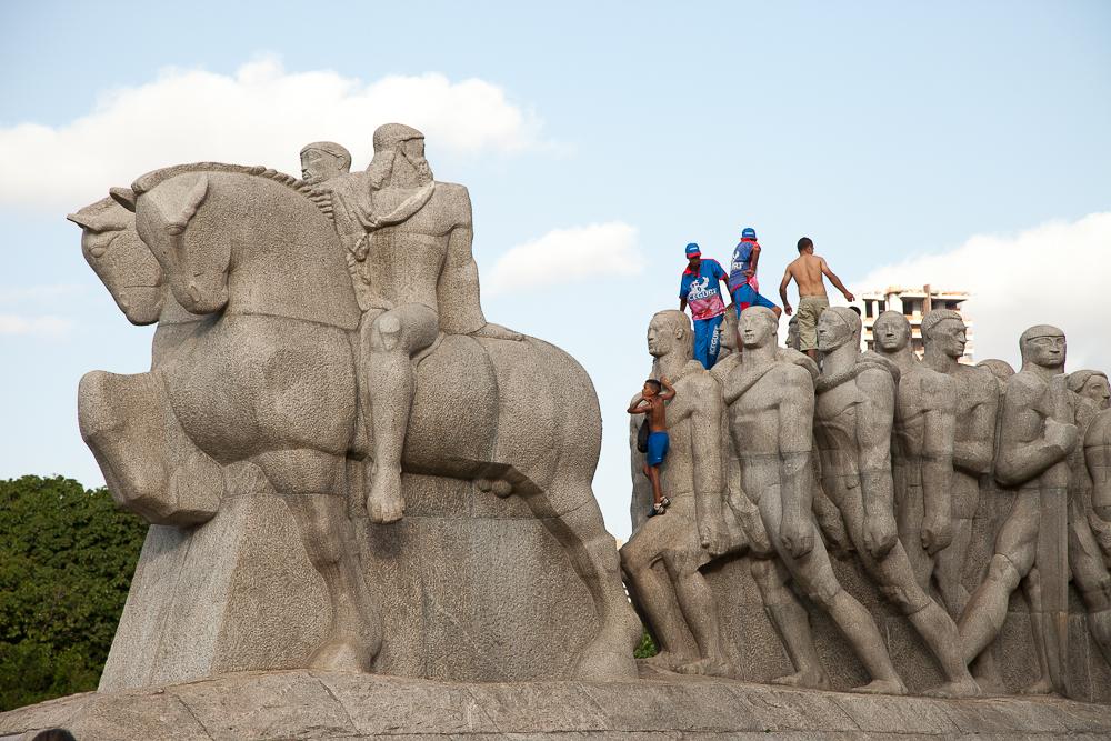 Parque do Ibirapuera monumento