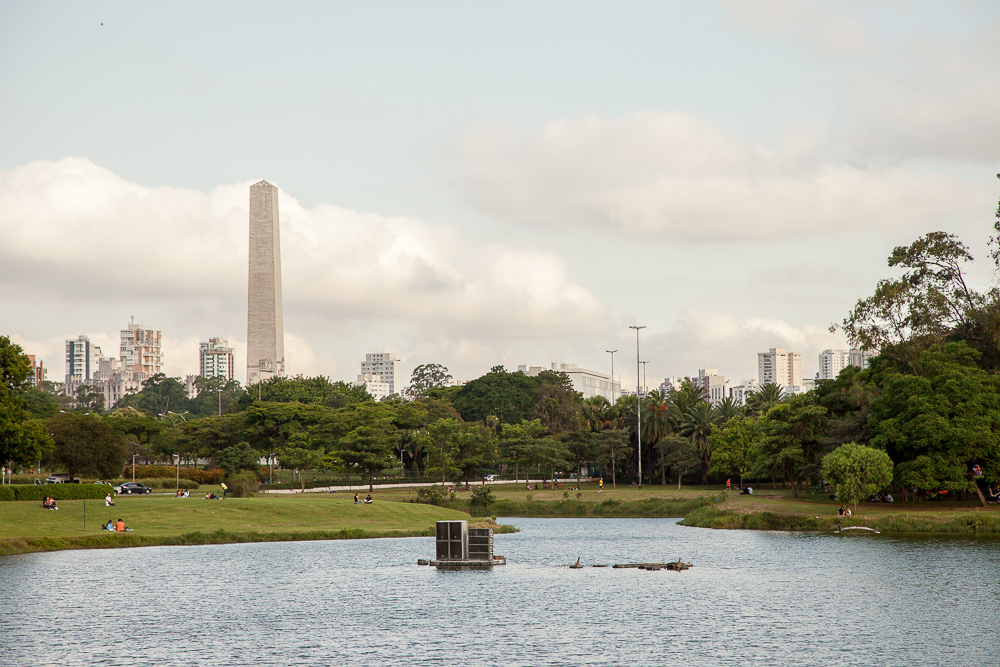 Parque Ibirapuera Moema