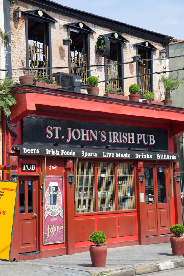St. John's Irish Pub