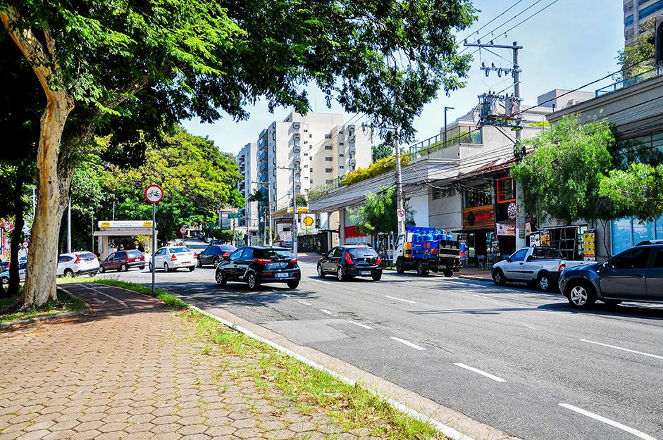 Avenida Braz Leme