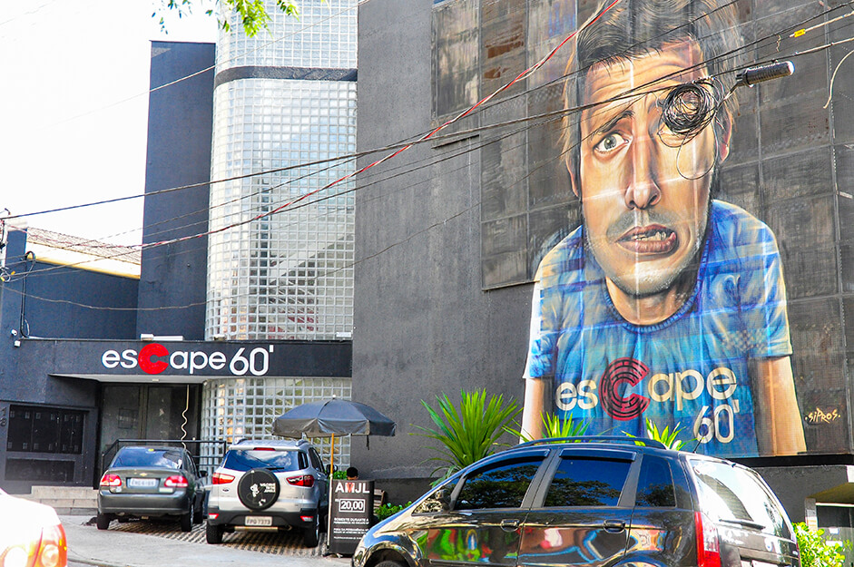 Escape 60 Vila Olimpia