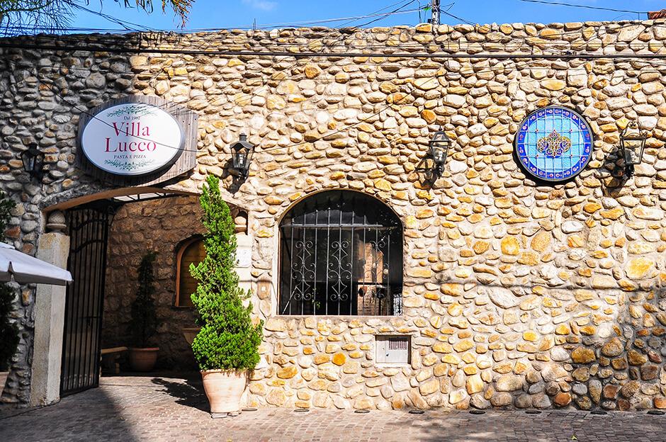 Restaurante Villa Lucco