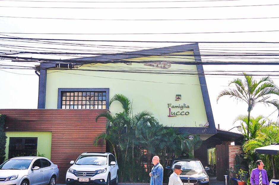 Restaurante Famiglia Lucco